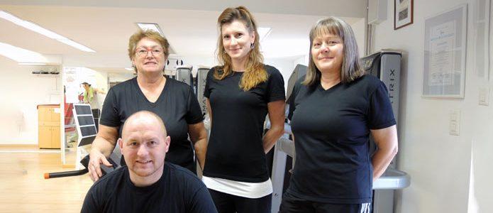 Team Personal Trainer Ladies Circle